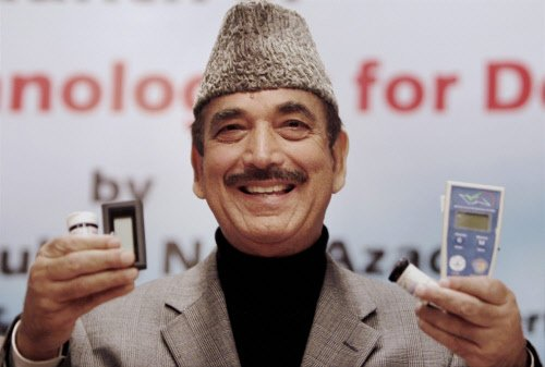 Azad may make it to crucial selection panel