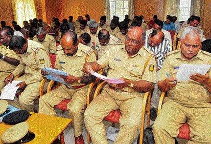 'Shortage of cops impeding basic policing'