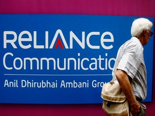 RCOM raises over Rs 4,800 crore through sale of shares
