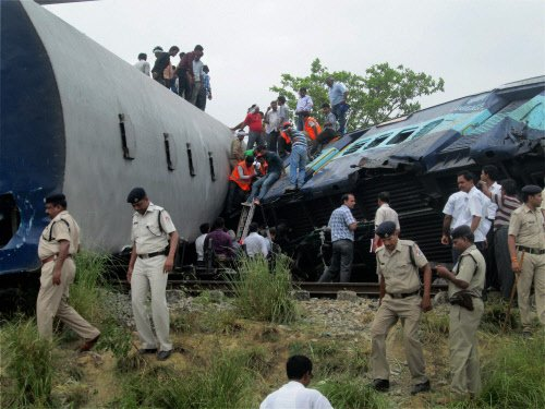 A night to forget; Rajdhani passengers recount horror