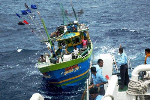 Lanka refutes reports of harassment of Indian fishermen