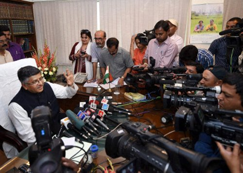 No comment to Gopal Subramanium's allegations, says Govt