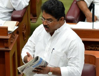 BJP attacks government  over 'rising crime rate'