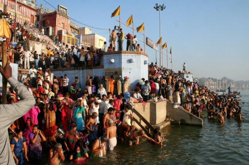 Donate for Ganga clean-up project: Govt to India Inc