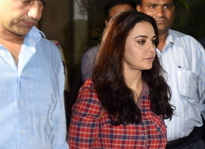Preity spills all in police statement