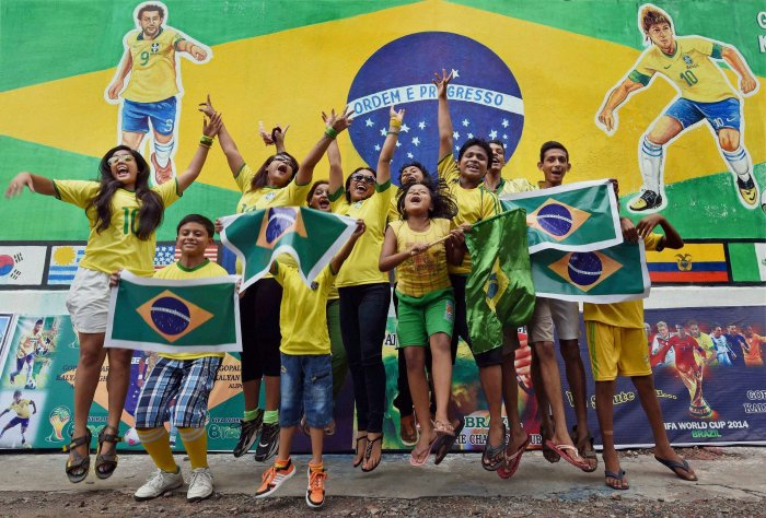 Hate Argentina but love Messi, say mesmerised Brazil fans
