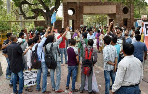 No clear guidelines on DU admissions: College princi
