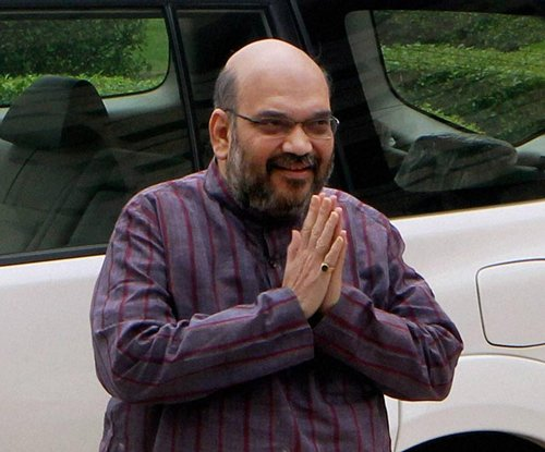 Amit Shah to become BJP president this week?