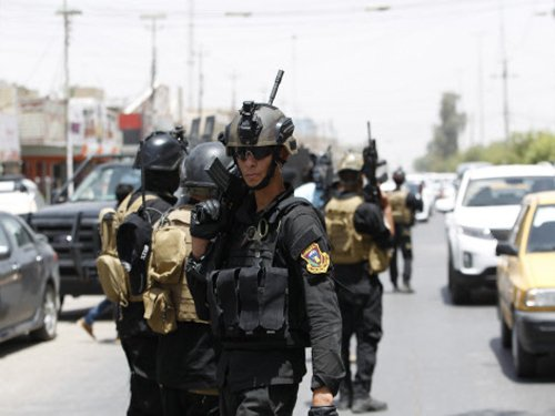More US advisors arrive in Iraq for security assessment