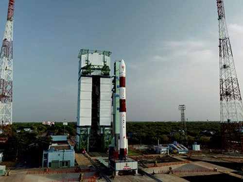 Countdown begins for PSLV-C23 take off