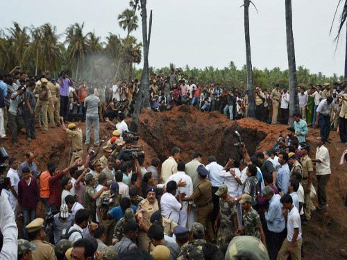 Shaken Konaseema residents seek removal of pipelines