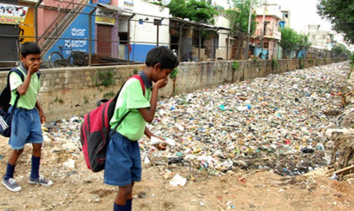 How India's IT Capital turned into a Garbage City