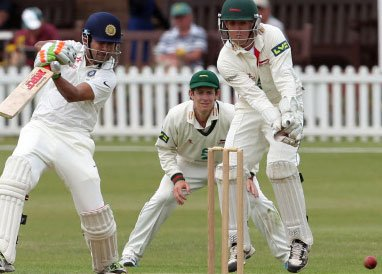 India searching for answers before Derbyshire game