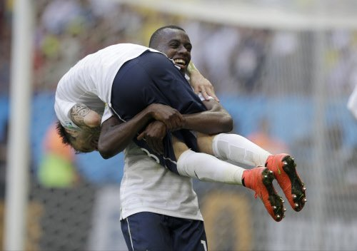 France beat Nigeria 2-0 to enter quarterfinals of World Cup