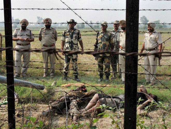 Army foils 2nd infiltration bid ahead of PM's JK visit