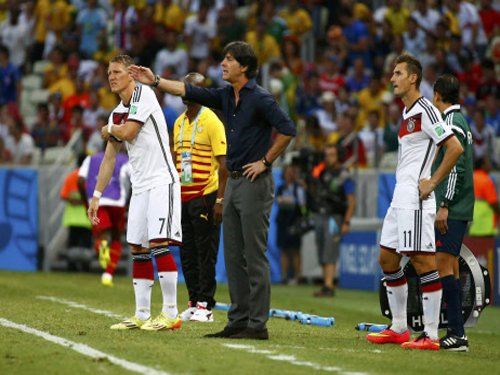 Loew's changes worked well for Germany