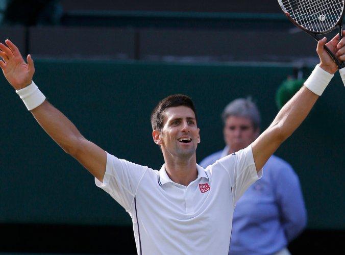 Novak Djokovic wins Wimbledon title