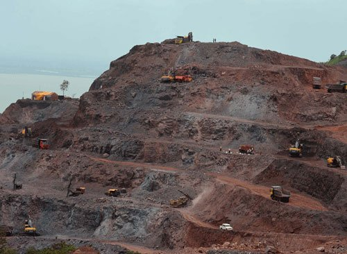 Apex court allows relieving of iron-ore e-auction body officer