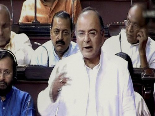 Govt to reduce fiscal deficit through economic growth: FM
