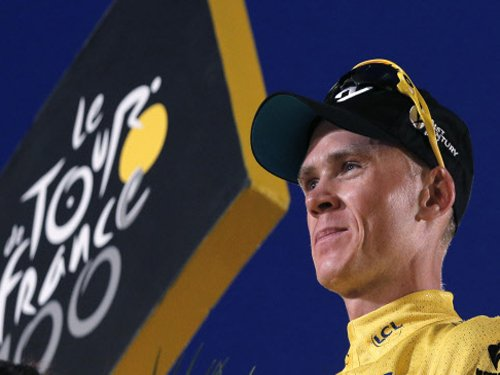 Froome out of Tour de France