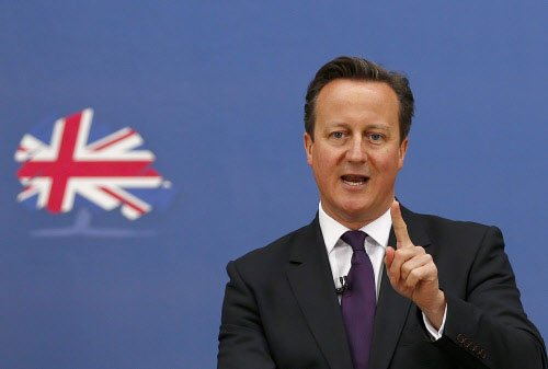 Modi got more votes than anyone in universe: Cameron