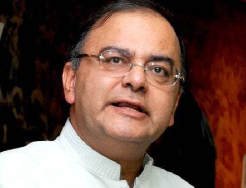 Jaitley promises growth, gives I-T relief