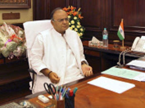 Modi's imprint writ large  on Jaitley's budget