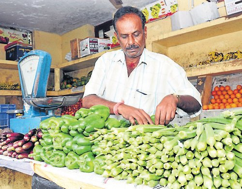 Veg prices yet to stabilise