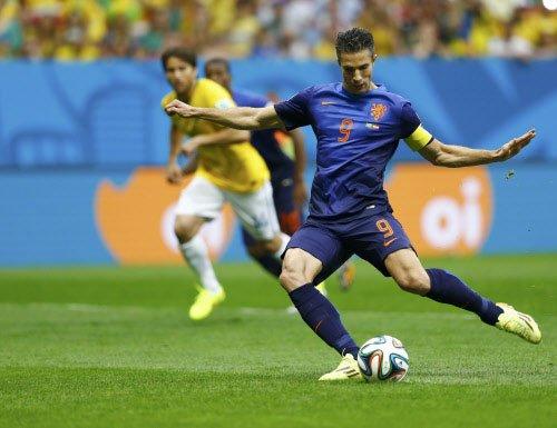 World Cup 2014: Golden goals