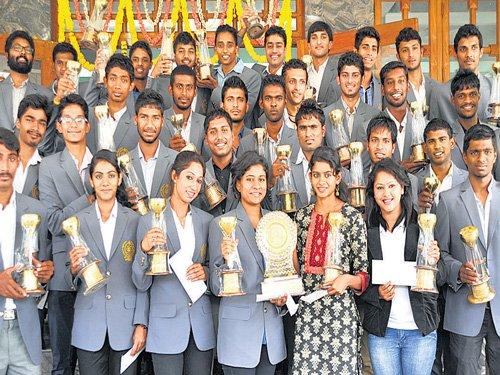 BU honours its achievers