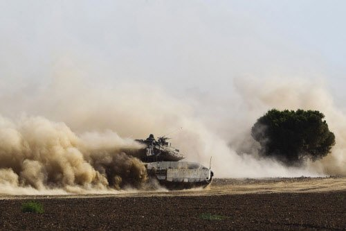Israel launches ground offensive against Hamas