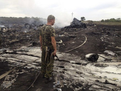 Ukrainian rebels admit to downing MH17