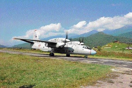 IAF awaits 'safe' return of last batch of AN-32 fleet
