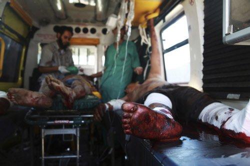 Jihadists kill 270 in Syrian gas field 'massacre': NGO
