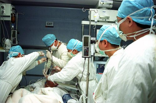 Chinese man held for castrating three men at hospital