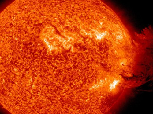 Earth missed solar catastrophe just a year back: NASA