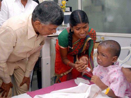 Medak mishap: Child believed dead is alive