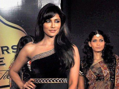I'm not a jewellery person: Chitrangada Singh