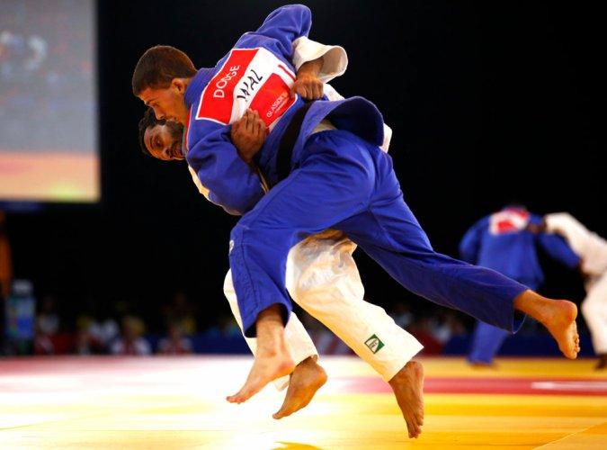 CWG: Judokas Pathania, Parikshit in quarters; Avtar out
