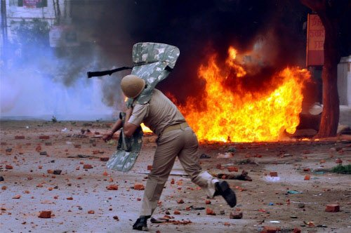 Blame game starts over Saharanpur violence