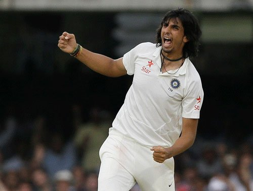 Ishant ruled out of third Test due to ankle injury