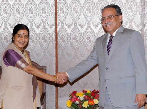 Nepal visit more successful than expected, says  Sushma