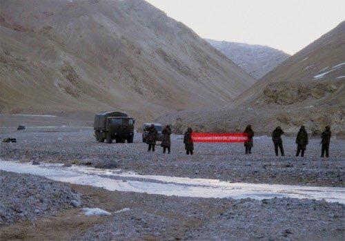 India, China downplay incursion