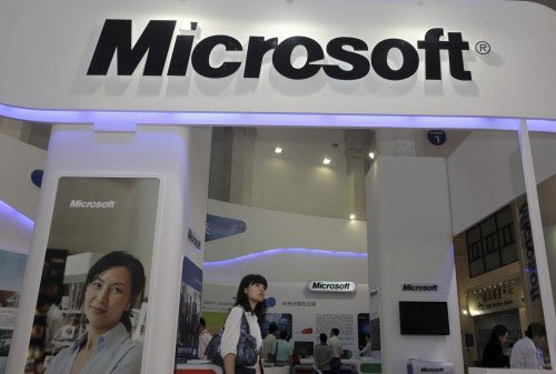 Microsoft targeted in apparent Chinese anti-trust probe