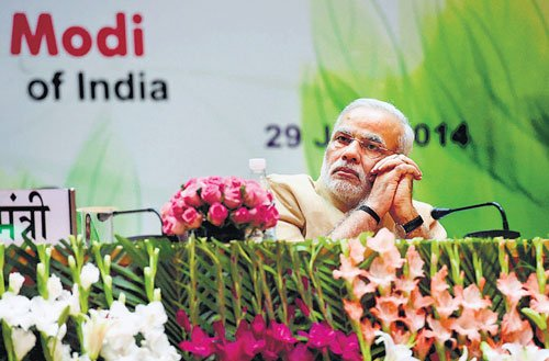 PM promulgates twin agri-growth mantras to farmers