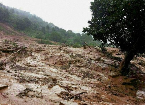 Pune landslide claims 18 lives, 160 feared trapped