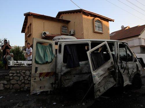 Three-day ceasefire begins in Gaza