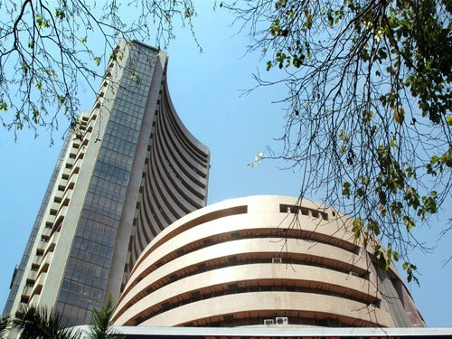 Sensex falls most in over 3wks, down 414pts on global sell-off