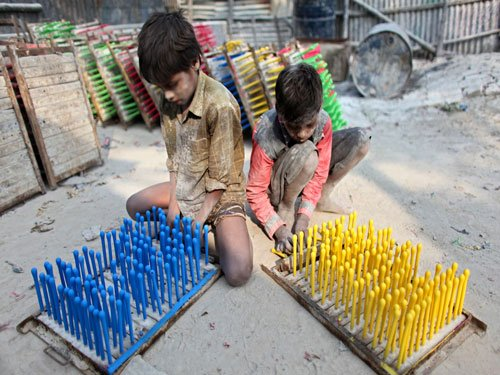 76 pc of rescued child labourers went back to work: Study