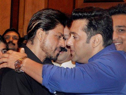 Shah Rukh is 'king' of Bollywood: Salman